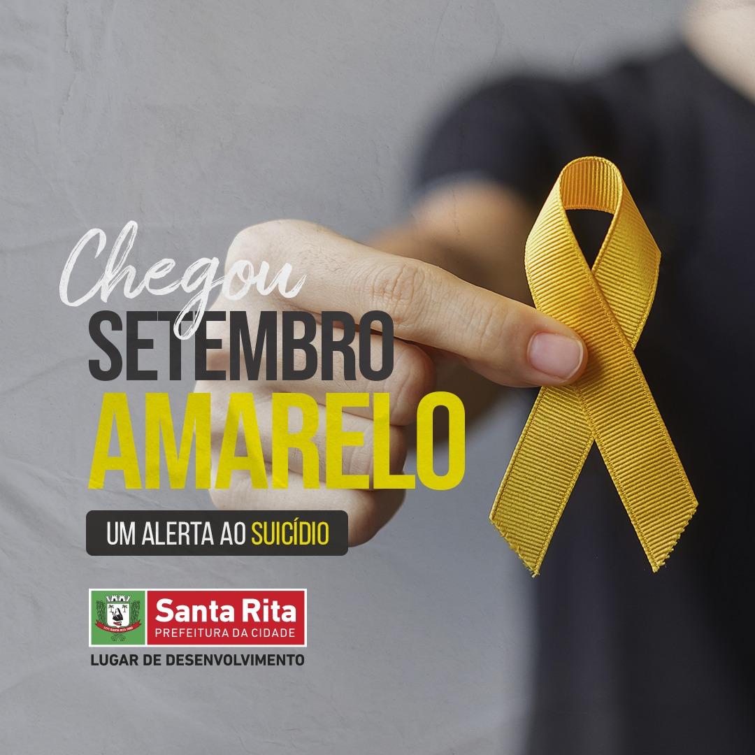Setembro Amarelo: Secretaria de Educação promove ações de prevenção ao suicídio