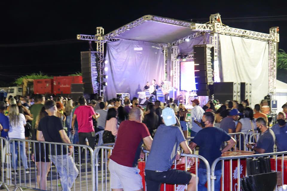 Prefeitura de Santa Rita realiza o primeiro evento teste da Paraíba para retorno das atividades