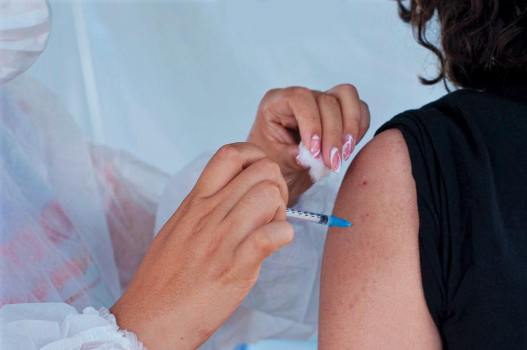 Santa Rita realiza Dia D para atualização da caderneta de vacina de crianças e adolescentes