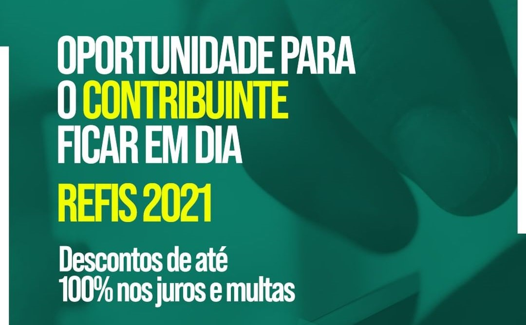 Refis 2021: contribuintes podem negociar dívidas com Prefeitura de Santa Rita